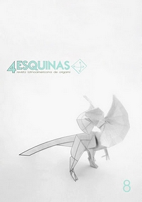 Cover of 4 Esquinas Magazine 8