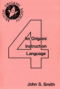 An Origami Instruction Language book cover