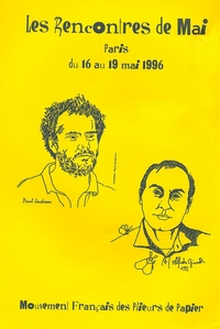 Cover of MFPP 1996 Convention