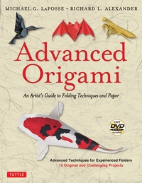 Advanced Origami book cover