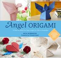 Cover of Angel Origami by Nick Robinson