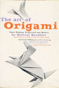 Cover of The Art of Origami by Samuel L. Randlett