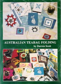 Cover of Australian Teabag Folding by Darren Scott