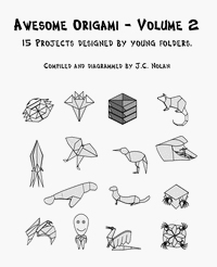 Cover of Awesome Origami - Vol. 2 by J.C. Nolan