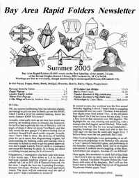 Cover of BARF 2005 Summer by Jeremy Shafer