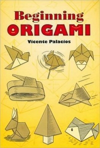 Cover of Beginning Origami by Vicente Palacios