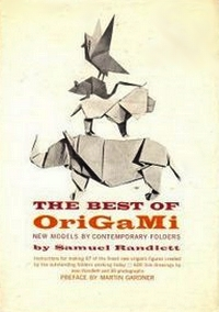 Cover of The Best of Origami by Samuel L. Randlett