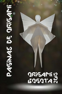 Cover of Bogota Origami Convention 2015