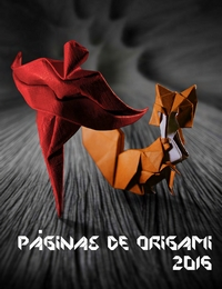 Cover of Bogota Origami Convention 2016