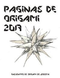 Cover of Bogota Origami Convention 2017