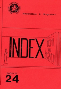 Index 101 to 120 book cover