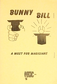 Bunny Bill book cover