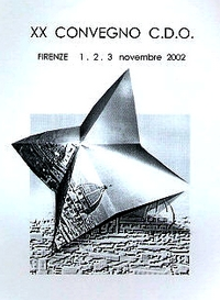 Cover of CDO convention 2002