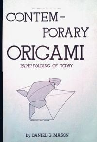 Cover of Contemporary Origami by Daniel G. Mason