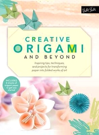 Cover of Creative Origami and Beyond