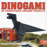 Cover of Dinogami by Fernando Gilgado Gomez