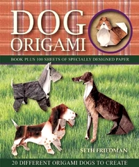 Cover of Dog Origami by Seth M. Friedman