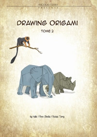 Drawing Origami - Volume 2 book cover