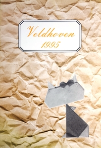 Cover of Dutch Origami Convention 1995