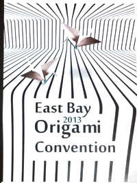 Cover of East Bay Origami Convention 2013