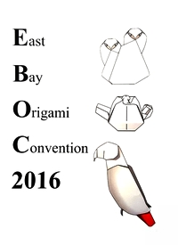 Cover of East Bay Origami Convention 2016