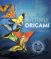 Cover of Easy Butterfly Origami by Tammy Yee