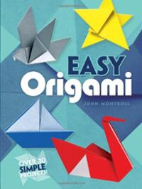 Cover of Easy Origami by John Montroll