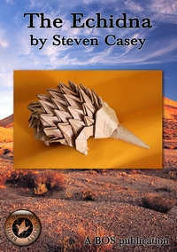Cover of The Echidna by Steven Casey