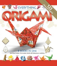 Cover of Everything Origami by Matthew Gardiner