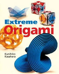 Cover of Extreme Origami by Kunihiko Kasahara