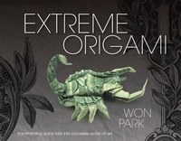 Cover of Extreme Origami by Won Park