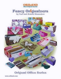 Cover of Fancy Organizers by Katrin and Yuri Shumakov