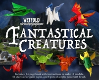 Fantastical Creatures book cover