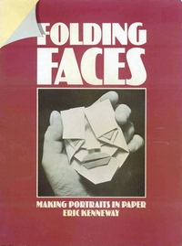 Cover of Folding Faces by Eric Kenneway