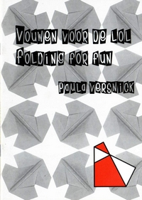 Cover of Folding for Fun by Paula Versnick