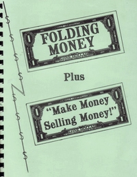Cover of Folding Money by Adolfo Cerceda