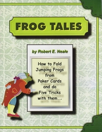 Frog Tales book cover