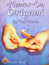 Cover of Hands-On Origami by Raul Rosado