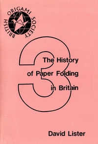 The History of Paper Folding in Britain book cover