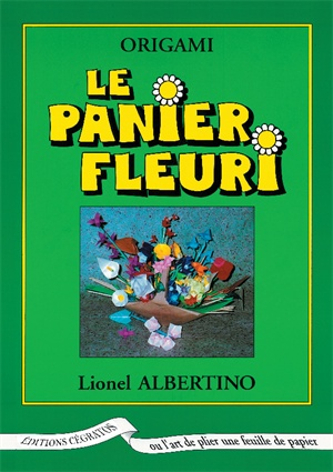 Cover of Le Panier Fleuri by Lionel Albertino