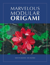 Cover of Marvelous Modular Origami by Meenakshi Mukerji