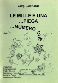Cover of Le Mille e Una Piega Numero Due by Luigi Leonardi