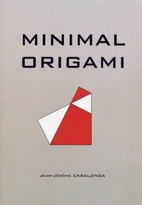 Cover of Minimal Origami by Jean Jerome Casalonga
