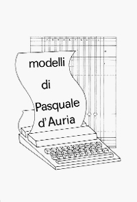 Cover of Modelli di Pasquale d'Auria by Pasquale d'Auria