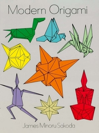 Cover of Modern Origami by James M. Sakoda
