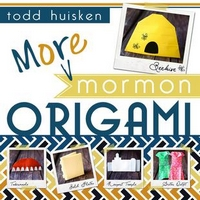 Cover of More Mormon Origami by Todd Huisken