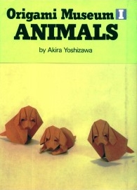 Origami Museum 1: Animals book cover