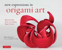 New Expressions in Origami Art book cover