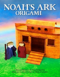 Cover of Noah's Ark Origami by Seth M. Friedman