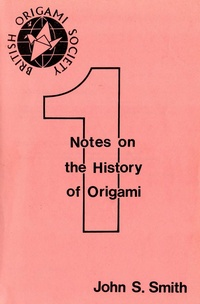 Notes on Origami and Mathematics book cover